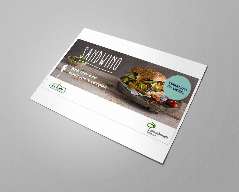 Advertentie | Sandwino